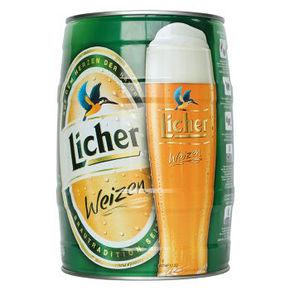 德国进口 力兹堡 麦啤酒  5L 69元