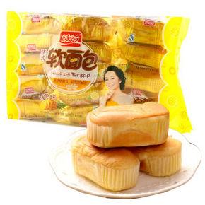 盼盼 法式软面包 菠萝味 300g 折6.4元(5件5折)