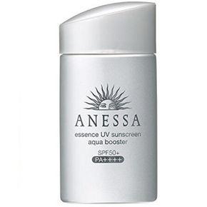 ANESSA 安耐晒 保湿防晒霜银瓶60ml+凑单 111元包邮(185,199-100)