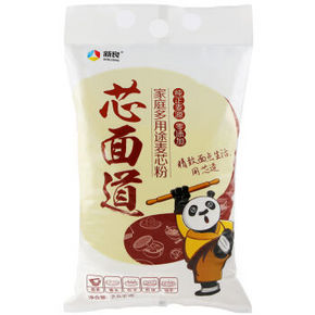 新良 芯面道 多用途家庭麦芯粉 中筋面粉2.5kg 折9.9元(19.9,3件5折)