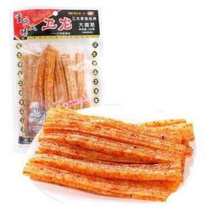 卫龙 重庆风味 大面筋辣条 116g 1元
