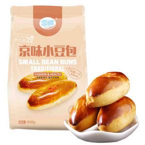 雪晴 老北京风味糕点 小豆包 468g*2袋 19.9元