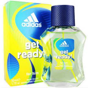 基友拼单# Adidas 阿迪达斯 男士淡香水 100ml 折22.8元(39,199-100)