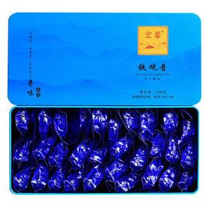 宏馨  一级安溪铁观音 250g  12元(拍2免1)