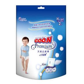 GOO.N 大王 短裤式纸尿裤 天使系列 XL2片1元