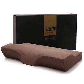365SLEEP 记忆棉护颈助眠枕 49元包邮(99-50券)