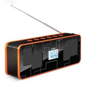 酷克斯 COOX C2插卡U盘 FM收音机 券后22元包邮