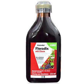 铁元 Floradix 红版 补铁补气营养液 250ml*6瓶+凑单品 258元