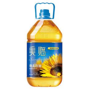 美临葵花籽油 6.18L 59.9元