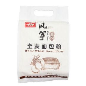 风筝全麦面包粉 高筋小麦粉 1kg 折9.9元(买1送1)