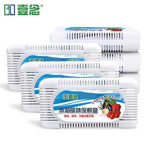 壹念 冰箱活性炭除味剂 6盒装 8元包邮(13-5券)