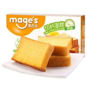 麦吉士mage's  果丁味切片蛋糕192g  折4.9元(5件5折)