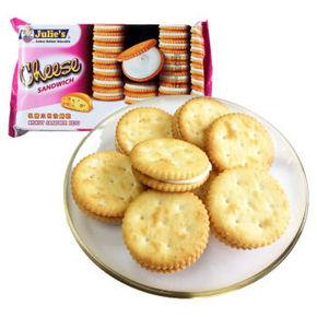 马来西亚进口 茱蒂丝 乳酪三明治饼干 125g*12件 56.8元(106.8-50)