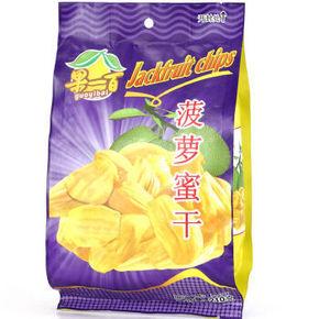 果一百 菠萝蜜干 210g 折9.8元 (99-40)