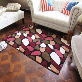 瑞恩 可水洗珊瑚绒地毯 40*60cm 3元包邮
