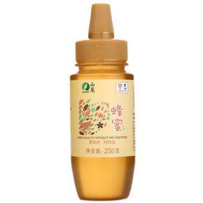 中粮集团 山萃牌 山萃蜂蜜 250g 9.9元