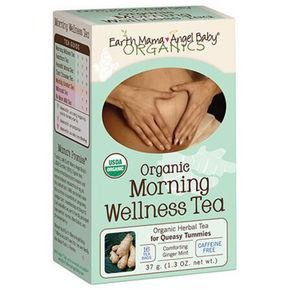 缓解孕吐# Earth Mama 天然有机晨起舒缓早安茶 16包 23元(19.9+3.1)