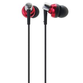 铁三角 ATH-CKM300IS 入耳式耳机 红色 222.7元包邮(199+23.7)