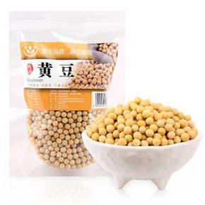 富昌 黄豆 500g 5.9元