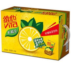 维他 柠檬茶250ml*16盒  32.5元