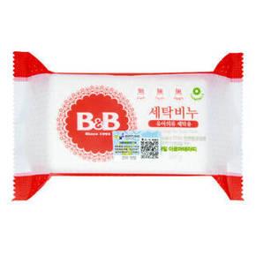 B&B 保宁 婴儿洗衣皂 洋甘菊香型 200g 折10元(159-60)