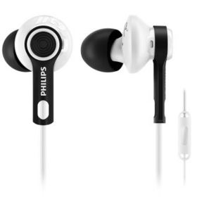 飞利浦 SHQ2305WS 入耳式运动耳机 79元