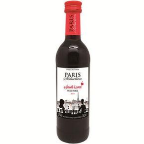 巴黎诱惑甜红葡萄酒 250ml 10元