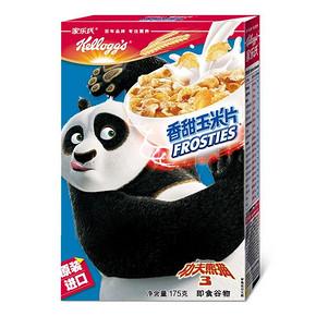 家乐氏 香甜玉米片 175g 折4.5元