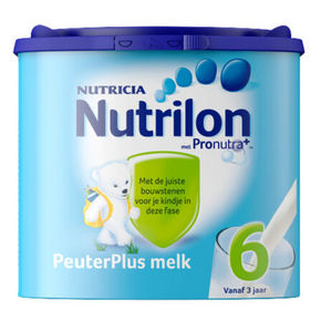 Nutrilon 诺优能 荷兰牛栏 婴幼儿奶粉 6段 400g 66.7元(59+7.7)