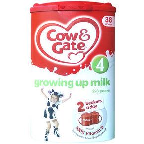 英国牛栏 婴幼儿奶粉4段 800g 110.7元包邮(99+11.7)