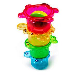 澳贝 益智玩具 海洋叠叠杯 15元