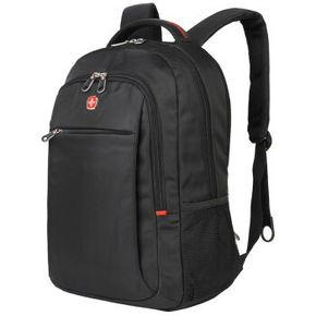 瑞士军刀 标准型护脊商务双肩电脑背包 14.6寸 黑色 2件 118元包邮(218-100券)
