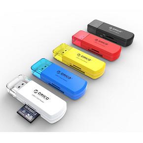 奥睿科 USB3.0读卡器 19.9元包邮