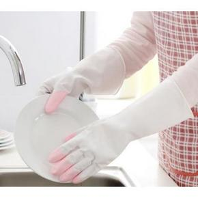 Boka 柏康 防水橡胶手套 2.8元包邮(4.8-2)