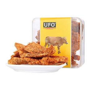 UFO 手撕牛肉片 沙嗲味 230g 19.9元