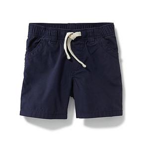 Old Navy 男婴纯棉系带卡其短裤 29元包邮