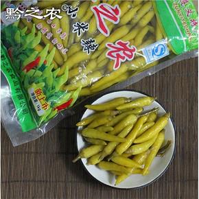 黔之农 贵州泡椒水 1kg 9.8元包邮