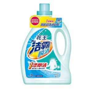 ATTACK 洁霸 瞬清无磷洗衣液 3kg 折28.4元(56.9,买2免1)