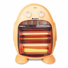 格力 远红外电暖器 400W/800W  39元包邮(99-60券)