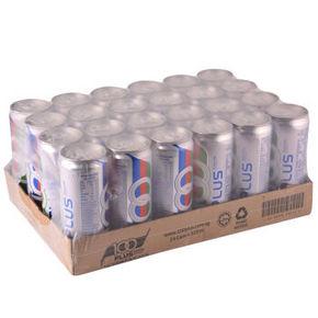 马来西亚进口 100冲劲 原味运动饮料325ml*24瓶 39.9元