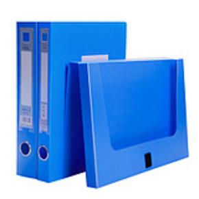 文件资料收纳档案盒 券后2元包邮