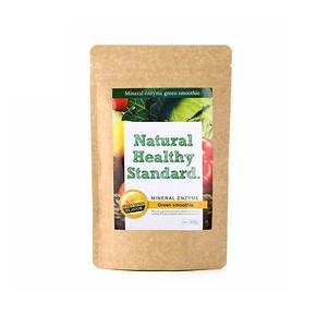 Natural Healthy 水果酵素青汁代餐粉 柠檬味 200g*2包 166.7元包邮(74.5*2+17.7)