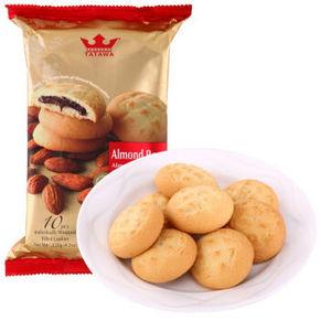 TATAWA 软馅曲奇饼干 巴旦木巧克力味 120g 折4.9元(99-50)