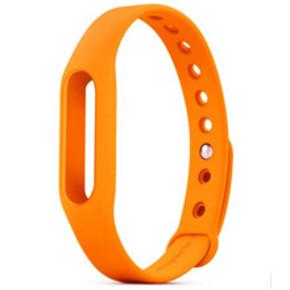 小米 手环腕带 橙色  9.9元