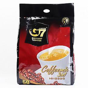 越南进口 中原G7 三合一咖啡 16g*50包 29.9元