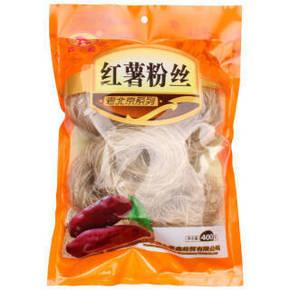 Gusong 古松食品 红薯粉丝 400g 5.9元