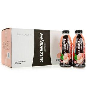 日加满力水 运动饮料 水蜜桃味 600ml*15瓶 29元