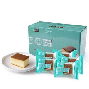 顶丰 长崎蛋糕 乳酪味 1000g 34.9元