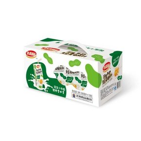 【苏宁易购超市】达利园花生牛奶核桃味250ml*12