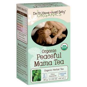Earth Mama 地球妈妈 有机安神茶 16包 11.7元(9.9+1.8)
